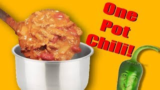 One Pot Chili Recipe