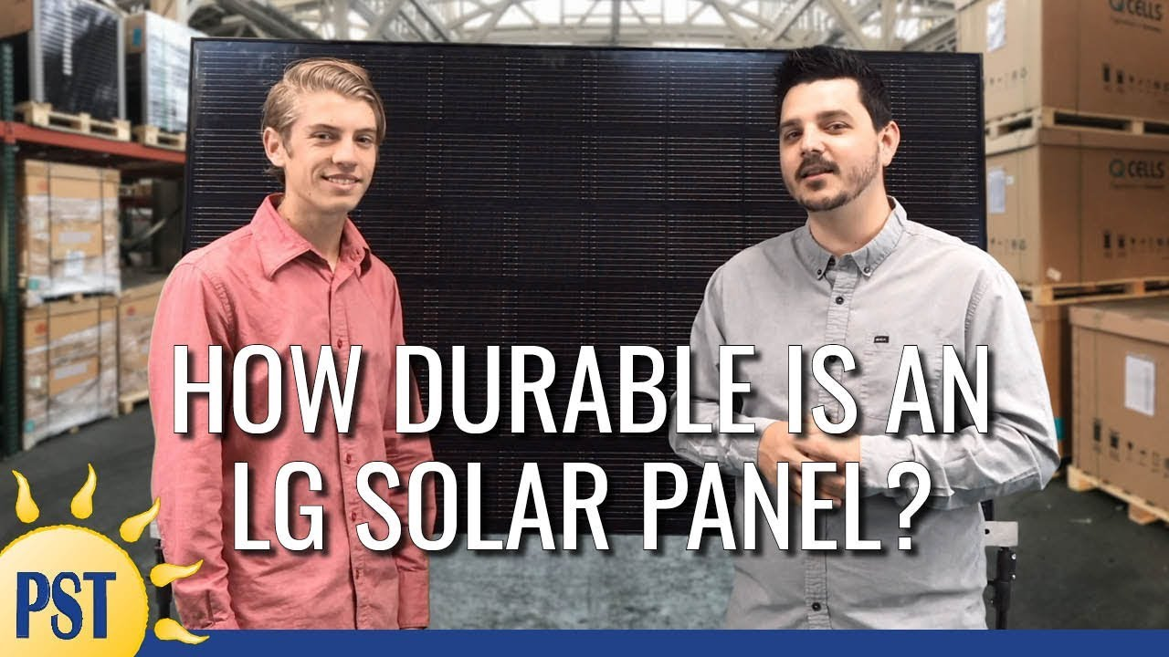 LG Solar Review