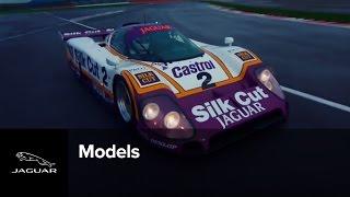 ジャガー XJ | XJR9 伝説のレーサー アンディ・ウォレス