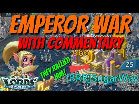 Emperor War! - Lords Mobile