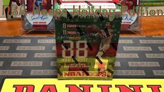 NBA Hoops Holiday Edition Box!!