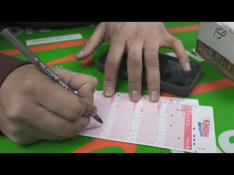 Mega Millions jackpot becomes second-largest drawing in U.S. lottery history