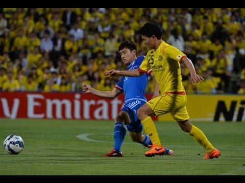 Kashiwa Reysol 1-2 Suwon Samsung Bluewings