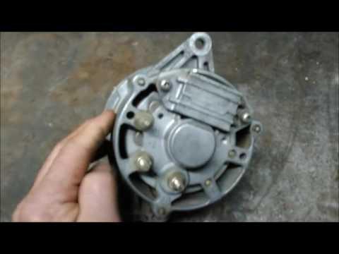 1ba7ce5516a Como convertir un alternador en generador de energía (primera parte ...