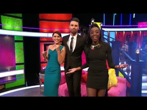 CBB BBBOTS FINALE - (Celebrity Big Brother Fri 13 Sept 2013)