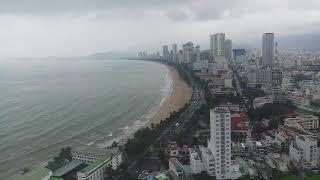 Nha trang Xinh Đẹp view từ chung cư Mường Thanh 04   HOÀNG GIANG TV