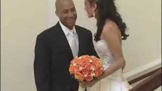 First Look on Wedding Day - Unobtrusive Documentary Style Wedding Videographer GTA NYC