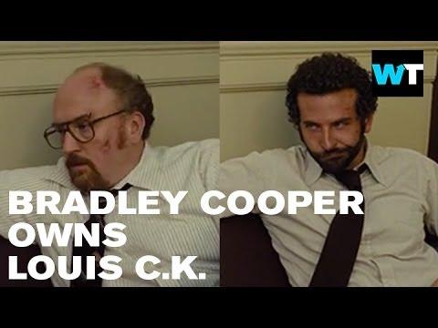 Bradley Cooper's Revenge On Louis C.K. | What's Trending Now