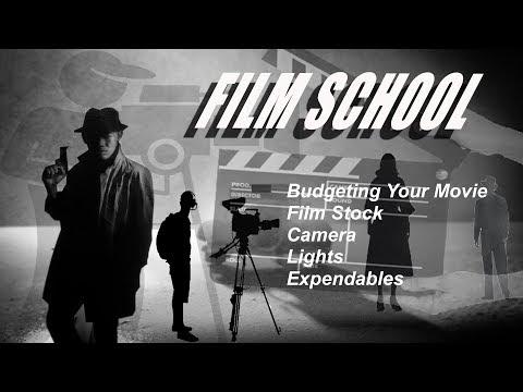 Organising & Budgeting Your Movie -  Pt4
