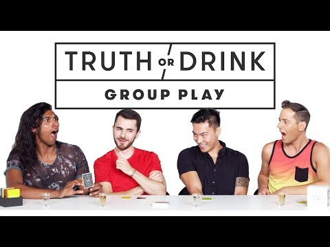 Gay Men Ask Uncomfortable Questions In A Game Of Truth Or Drink | Truth Or Drink | Cut