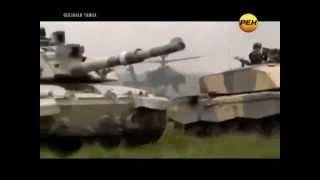 Французский танк «Леклерк»  Первенец нового поколения(танк, леклерк, французский танк, т-90, леопард-2, Танковые войска, танк нового поколения, защищенность, Leclerc,..., 2015-03-05T19:57:12.000Z)