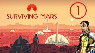 A GDYBY TAK RZUCIĆ WSZYSTKO I POJECHAĆ... NA MARSA?|| Surviving Mars [#1]