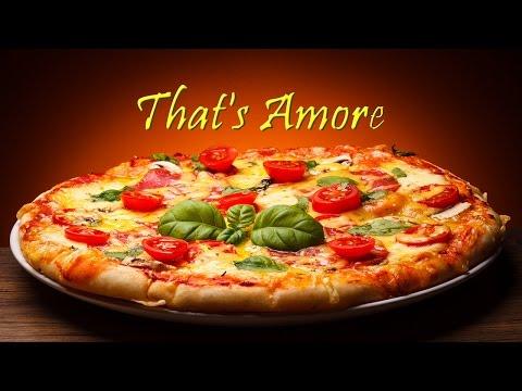 That's Amore - Daniel O'Donnell - Lyrics/บรรยายไทย