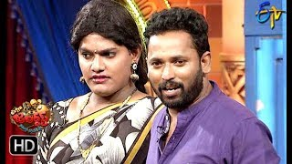 Kiraak RP Performance | Extra Jabardasth | 11th October 2019    | ETV  Telugu