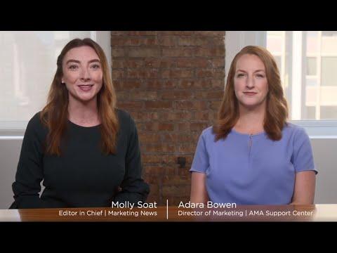 Welcome To 2019 AMA Marketing Week