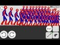 Stickman Backflip Killer 3   Parkour Mode All Levels - SPIDERMAN - Android GamePlay FHD