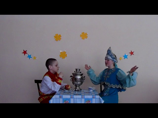 Изображение предпросмотра прочтения – ОльгаДементьева читает произведение «Ванюшка и Царевна» (Русский фольклор )