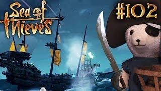 GOLDENES SKELETTSCHIFF Sea of Thieves Deutsch German PC Gameplay #102