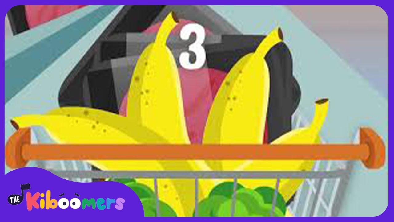 Grocery Shopping Song  | The Kiboomers  | Kids Songs | Grocery Store | Supermarket | Preschool Songs