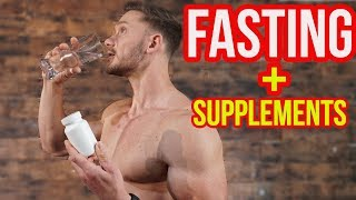 Do Vitamins Break a Fast? Supplements and Intermittent Fasting