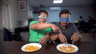 Guess the Food Challenge | Junk Food | Food Challenge Nepal