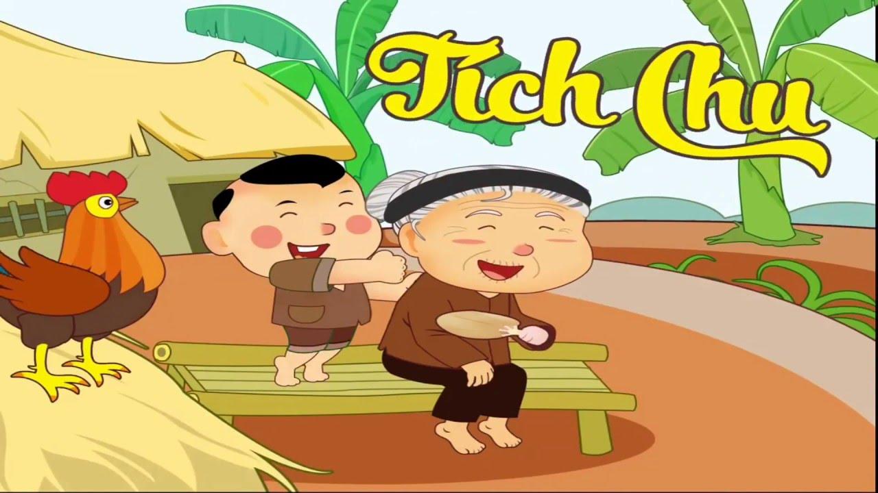 Những Câu Chuyện Cổ Tích Cho Bé Yêu   Cổ Tích Việt Nam [HD]