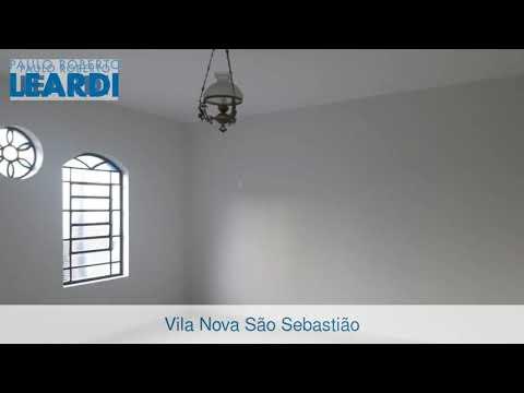 Casa - Vila Nova São Sebastião - Valinhos - SP - Ref: 555741