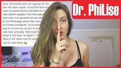 BESTE VRIENDEN HEBBEN SEX & GEHEIME RELATIE?! - Dr. PhiLise