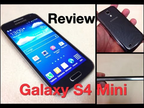 Review Samsung Galaxy S4 Mini - Análisis completo