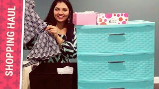 Shopping Haul in TAMIL | organization | shoes | Dress |toy | bath products | April Shopping Haul