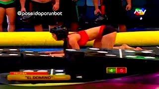 COMBATE: Competencia Domino. Enfrentamiento por Equipos 03/01/14