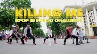 [KPOP IN PUBLIC CHALLENGE] iKON - '죽겠다(KILLING ME)' Dance Cover By S.A.P From Vietnam