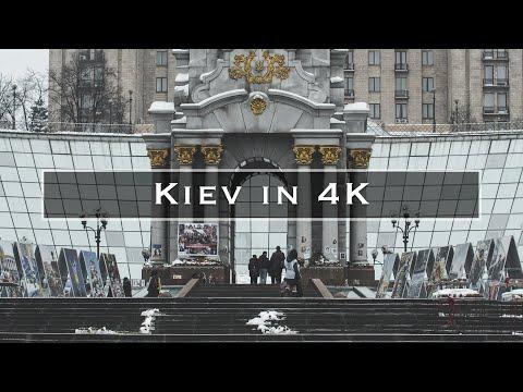 Kiev in 4K
