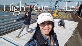 Flying High On SV Basik...61' High! - Onboard Lifestyle ep.108