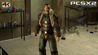 Spy Hunter Nowhere to Run - PS2 Gameplay UHD 4k 2160p (PCSX2)