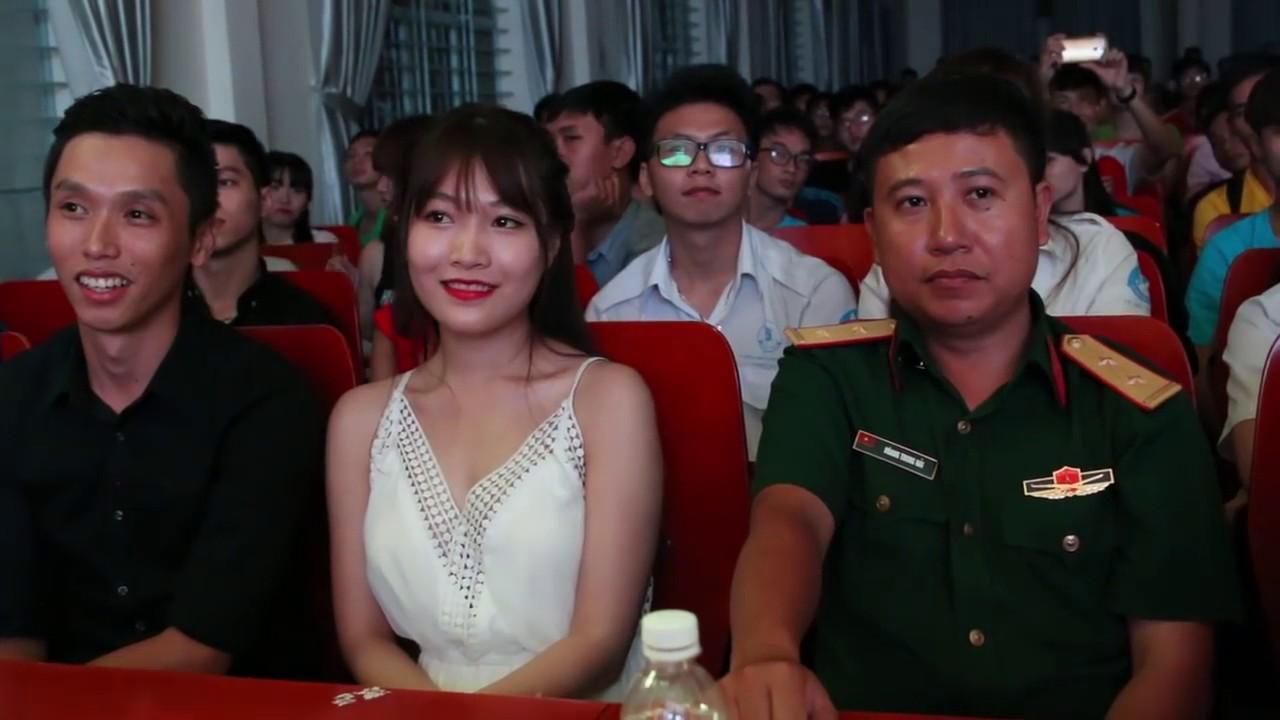Phần thi tài năng Nguyễn Vũ Thùy Dương   Chung kết Duyên dáng nữ sinh Giao thông   2016.05.14.(22)