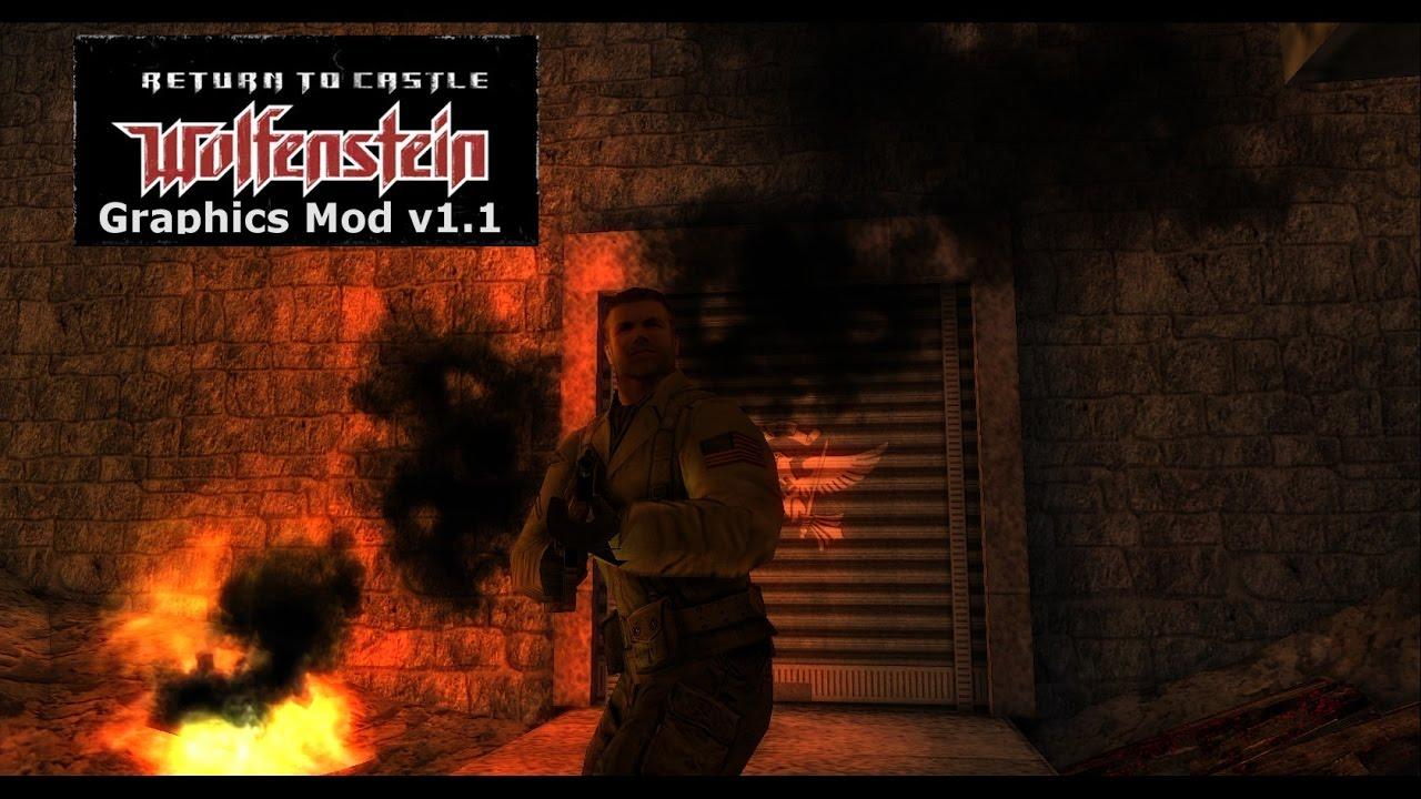 Return To Castle Wolfenstein 2 Pc Game Free Download Full