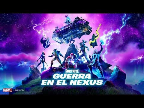 Fortnite: Capítulo 2 - Temporada4 | Tráiler de lanzamiento de Guerra en el Nexus