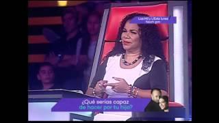 """Nicolle - """"Ábreme la puerta"""" - Erika Ender - La Voz Kids Perú - Batallas - Temporada 2"""