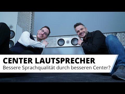 Besserer Center Lautsprecher = Besserer Ton? Tipps für bessere Sprachverständlichkeit bei Dialogen