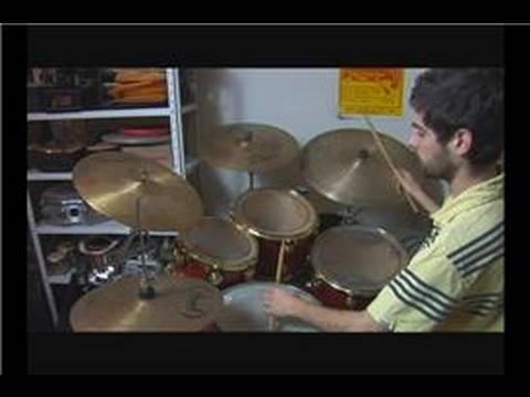 Cha-Cha Drum Patterns : Cha-Cha Drum Combo: Part 1