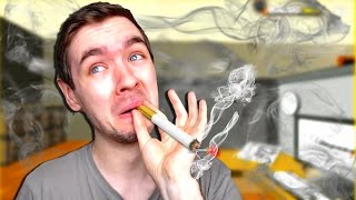 RAGE ENGAGE! | Smoking Simulator