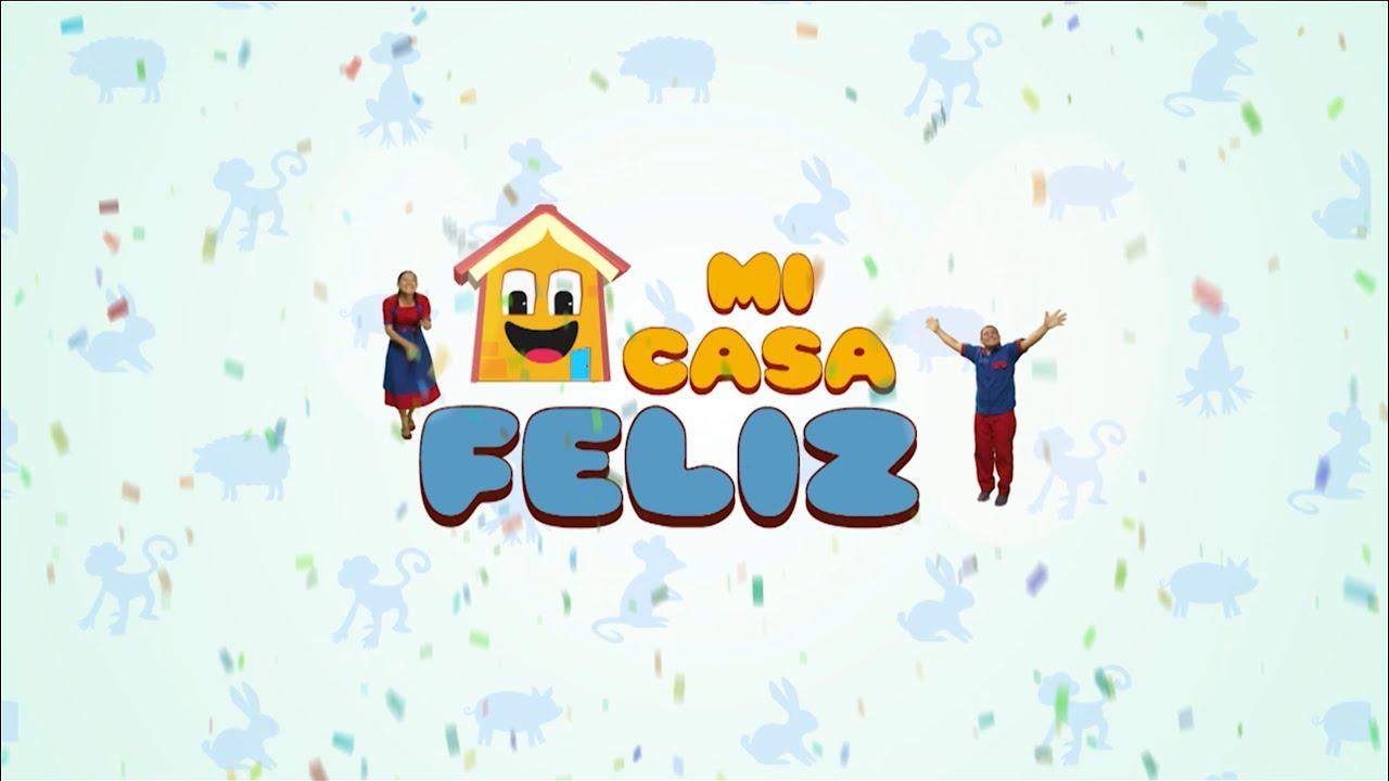 Mi casa feliz en su pre estreno parte 01 youtube - La casa de mi tresillo ...
