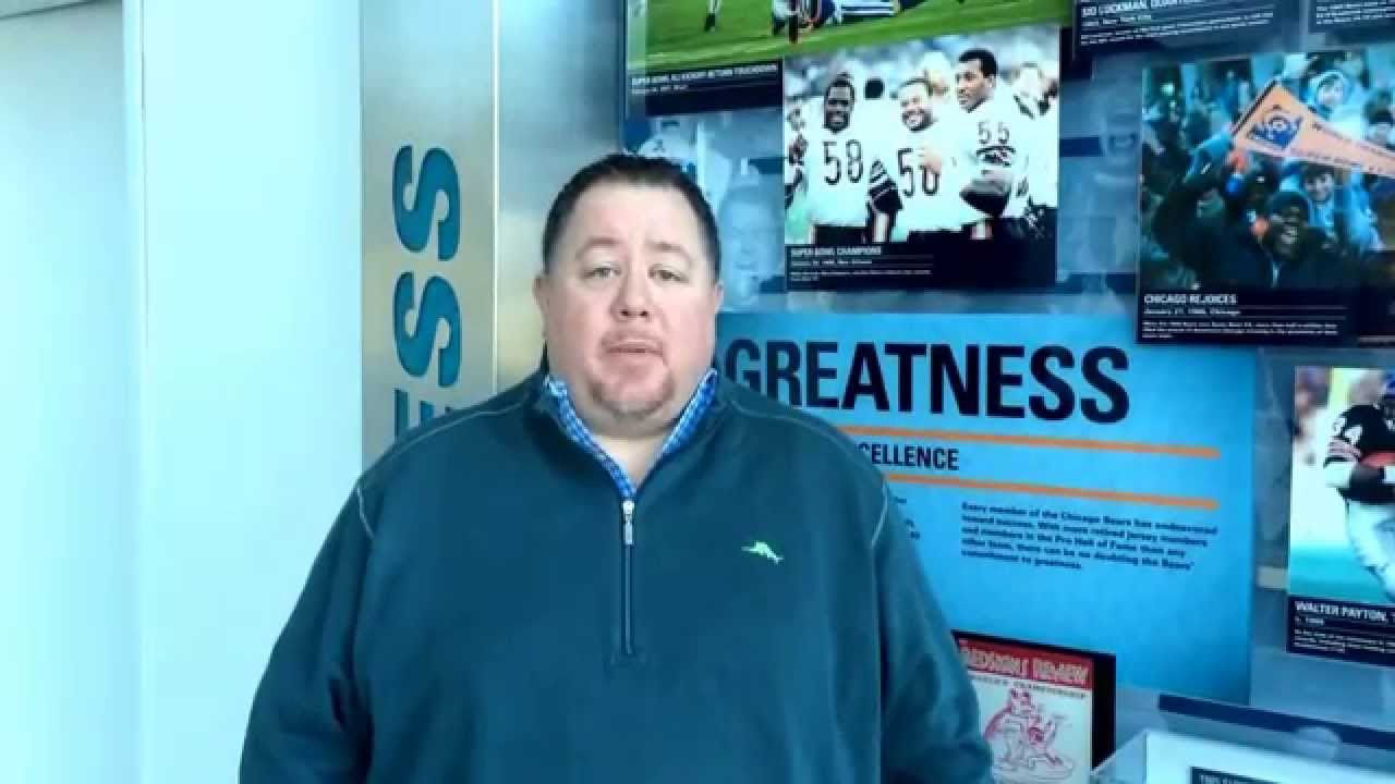 Brad Biggs predicts the score of the Bears-Lions Thanksgiving game ...