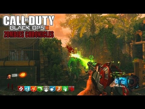 SHANGRI LA EASTER EGG w/ SYNDICATE, DALEK, & AVXRY! - BLACK OPS 3 ZOMBIE CHRONICLES DLC 5 GAMEPLAY!