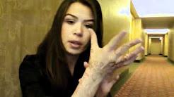 Rheumatoid Arthritis vs. Henna (mendhi)... or Acupuncture