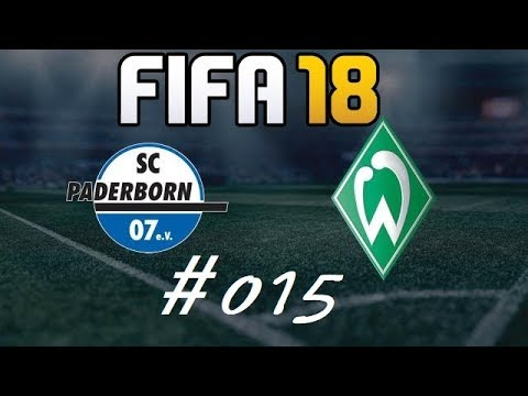 FIFA 18 S01E15: SC Paderborn Gg Werder Bremen II