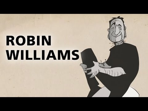 Robin Williams on Masks