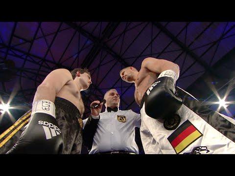 BDB Internationale Deutsche Meisterschaft Sebastian Real vs. Vasilij Sarbayev