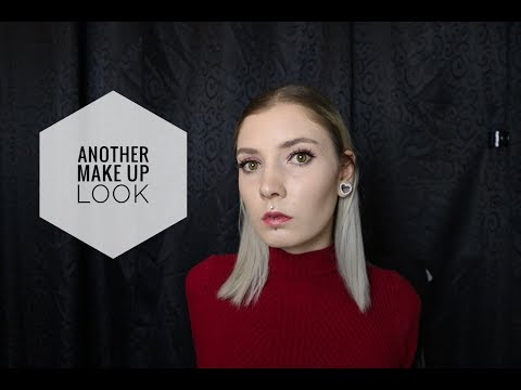 ANOTHER MAKE UP LOOK
